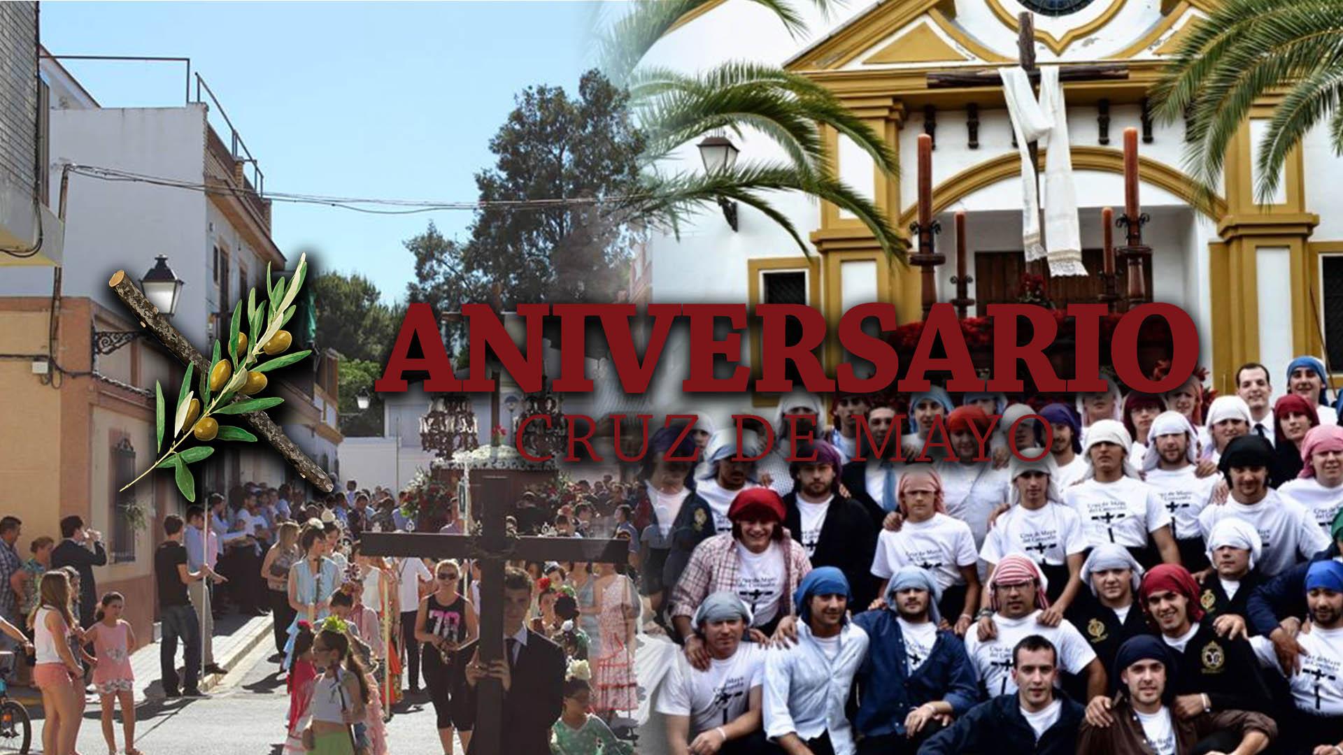 Programa Especial X Aniversario de la Cruz de Mayo de El Olivo